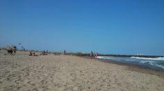 Playa de Puzol en Puzol, Valencia
