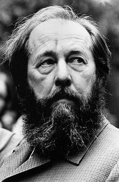 """Aleksandr Solzhenitsyn, a Russian novelist, historian and short story writer, was born 11 December 1918 in Kislovodsk, Russia. Writers And Poets, Book Writer, Book Authors, Books, Alexandre Soljenitsyne, Poetry Day, Nobel Prize In Literature, Russian Literature, Evil People"