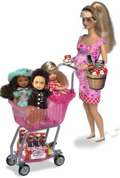 Redneck Barbie