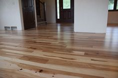 Hickory floor