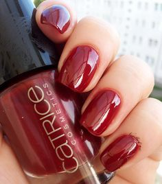 Nail Polish: Allure by Catrice - Thrilling me softly #Lackedition | Nagellack 2.0