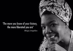 maya angelou the more you know - Google Search