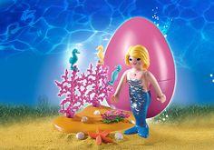 Mermaid with Seahorses - 4946 - PLAYMOBIL® USA