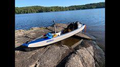 Saranac Lake, Kayaking, Surfboard, Eagle, Boat, Camping, Island, Adventure, Campsite