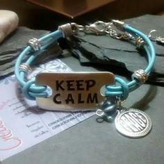Keep calm peace