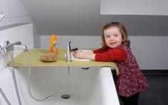 Kinderwaschtisch bei Brettgeschichten - SCHÖNER WOHNEN News - [SCHÖNER WOHNEN]