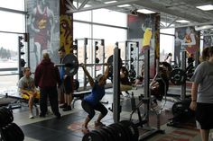 State-of-the-art Strength & Conditioning Center