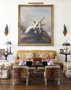 Legendary home of Cornelia and Winston Guest, Templeton, Old Westbury, Long Island, NY