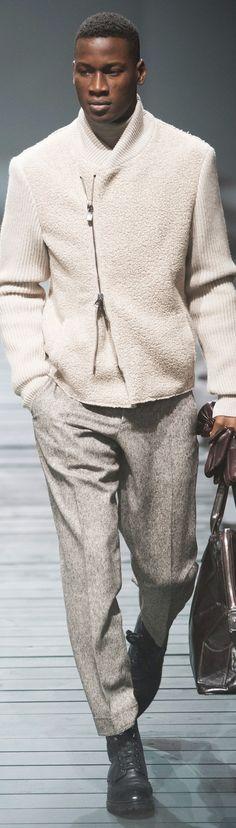Corneliani Menswear Fall