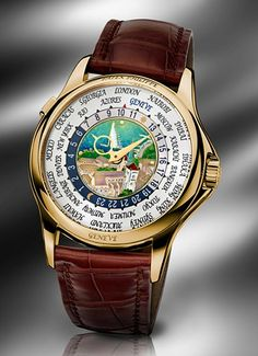 This year, Children Action Geneva hosted the Patek show to help raise money for the children of Geneva. Proceeds help children facing violence in the Balkans who are suffering from mental illnesses (depression) and physical ailments. The auction featured one of Patek Philippe's rarest pieces to date: the Patek Phillipe Ref 5131.