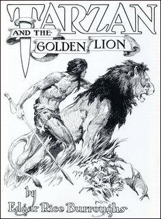 Edgar Rice Burroughs   The Tarzan Series