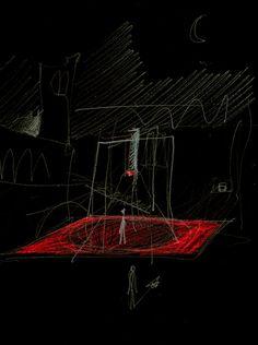 Roig | Llum, Efímers, Recerca | Estudi Antoni Arola