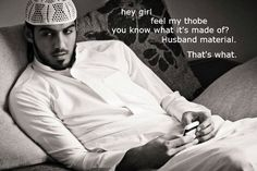 MUSLIM HEY GIRL MEME - this one cracked me up! Don't take offence people but this is really funny!