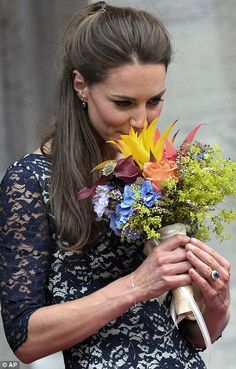 Canada royal visit: Prince William and Kate Middleton begin tour of North America   Mail Online