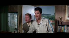 Speedway = Elvis Presley . Scéne du film Avec Bill Bixby