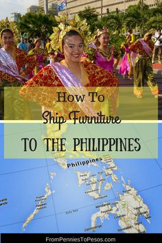 The Best International Shipping Companies for Moving Furniture to the Philippines: once you have a shortlist of intern'l shipping companies, compare costs. 60s Furniture, Moving Furniture, Mindanao, Shipping Company, Palawan, Cebu, Philippines, Life, 1960s Furniture