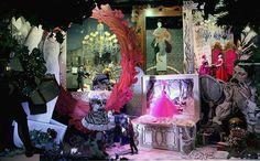 Нью-Йорк встречает Рождество - красота витрин