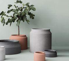 Vaso di design di Ferm Living - TaniniHome.com - the first luxury interior design online shop