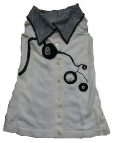 HAND MADE ORIGINAL Design Dress (Ages 4T-5T) - For SALE - For payment details send email at artwork@ZubArt.net