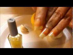 Pon en tus uñas este remedio y en 11 días te asustarás de lo tanto que crecerán - YouTube Tips Belleza, Hair Hacks, You Nailed It, Beauty Hacks, Hair Color, Hair Beauty, Make Up, Homemade, Nails