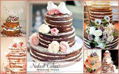 Nahé torty/Naked Cakes