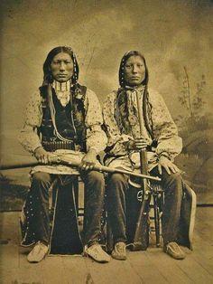 Северные шайены. 1880