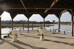 Boone Hall Cotton Dock in Charleston, SC | Paige Winn #wedding