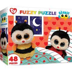 f60f1575747 Ty Beanie Boo Fuzzy of Snuggle Buddies - 48 Piece Kids Puzzle