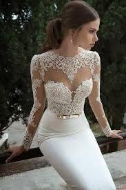 Best Wedding Dresses Of 2013 - Belle The Magazine pertaining to Best Wedding Dress 2013 French Wedding Dress, White Lace Wedding Dress, Stunning Wedding Dresses, Wedding Dress Sleeves, Long Sleeve Wedding, Best Wedding Dresses, Dress Lace, Lace Bodice, Gown Wedding