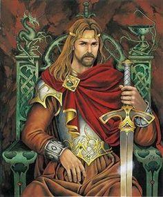 AVALON AND KING ARTHUR