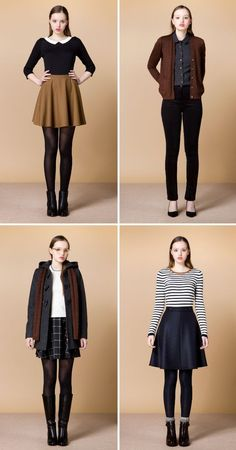 Fall outfits - Betina Lou A/W 2015
