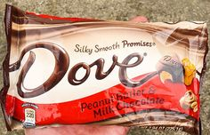 Dove Peanut Butter & Milk Chocolate