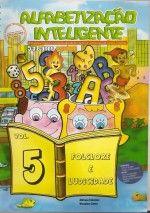 Livro Alfabetização Inteligente Volume 5 Completo