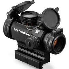Vortex 1X Spitfire Dual-Illumination Riflescope