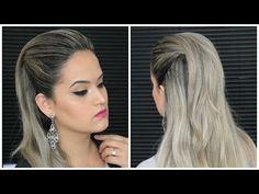 VIVABELEZA - Passo a passo spray e mousse em penteados - YouTube