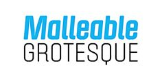 Malleable Grotesque™ font download