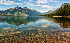 Montana: Lake McDonald | The most beautiful places in each state