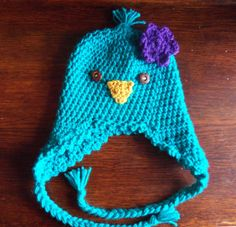 Crochet Spring Crick Hat