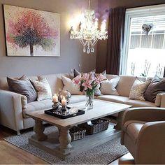 10 elegante Einrichtungsideen für das Wohnzimmer Dekor | Wohnzimmer ...