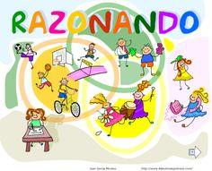 Razonando… ejercicios de razonamiento lógico para Primaria | Blog del colegio público Pablo Sorozábal de Móstoles