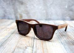 walnut & maple sunglasses by shwood