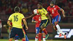 Chile vs. Colombia EN VIVO: la 'Roja' gana 1-0 por Eliminatorias Rusia 2018