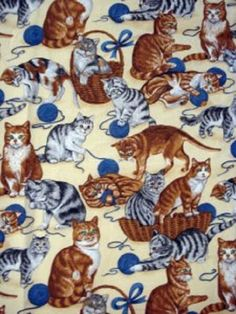 Cat Fabric Found on Bing Cat Fabric, Rooster, Cats, Animals, Gatos, Animales, Animaux, Animal, Cat