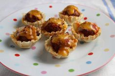 Filo Meatball Bites is a fabulous and easy four ingredient appetizer recipe using convenience foods for the perfect snack.