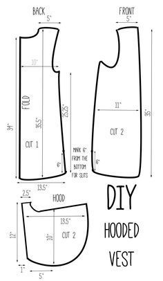 Vest Pattern Sewing Simplicity 1506 Husky Boys And Big And Tall Mens Vests. Vest Pattern Sewing How To Sew A Puffy Dropje Vest. Vest Pattern Sewing Vests S M L Xl Xxl Pattern Joann. Vest Pattern Sewing Pattern For A… Continue Reading → Hood Pattern Sewing, Vest Pattern, Sewing Patterns Free, Free Sewing, Sewing Men, Vogue Patterns, Vintage Patterns, Vintage Sewing, Diy Sewing Projects