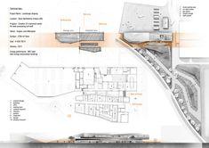Landscaping Saint-Barthélémy d'Anjou,Plan + Elevation