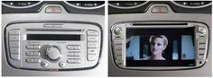 AutoPC ennen ja jälkeen asennuksen, Ford Focus -09  #Ford #fordfocus #AutoPC #hifi #carradio