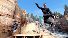 skate 3 Ultra Mega Park My Fave Spot fosho All Video Games, Video Game News