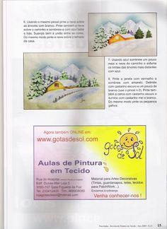 Pinceladas Nº 15 - Alice Pinto - Álbuns da web do Picasa