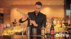 How to make L'Anima café's bishop's grace cocktail